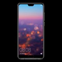 Huawei P20 Pro glasbyte