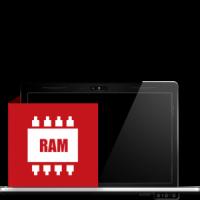 Byte RAM minne