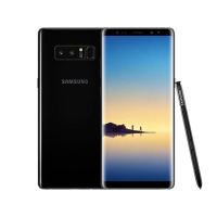 Galaxy Note 8 glasbyte